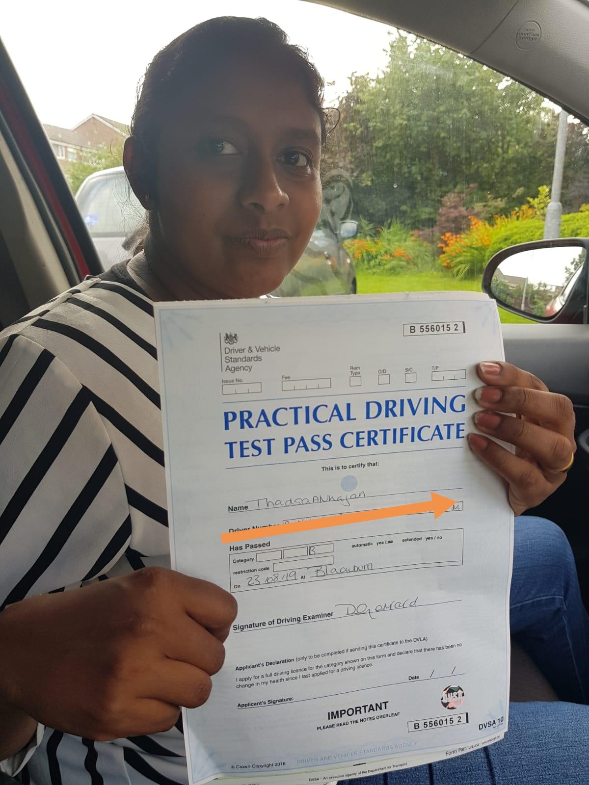 Pass Automatic driving test Blackburn , Darwen Driving Lessons Blackburn Driving instructor Blackburn Manual Driving Instructor Blackburn Accrington Pass plus Motorway lessons Crash Course Lea