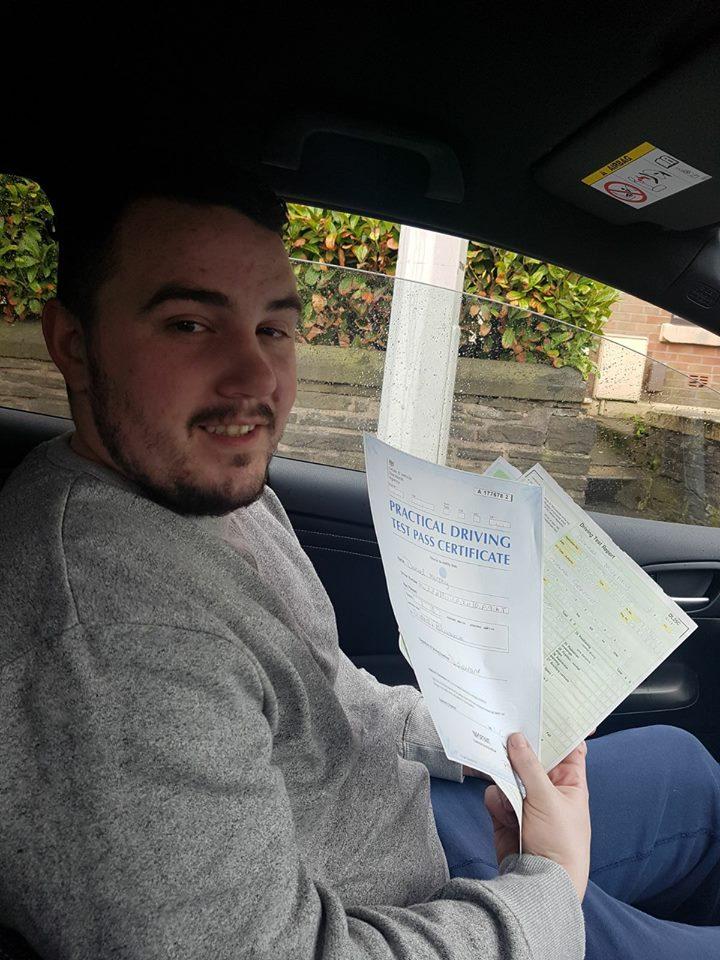 Pass Automatic driving test Blackburn , Darwen Driving Lessons Blackburn Driving instructor Blackburn Manual Driving Instructor Blackburn Accrington Pass plus Motorway lessons Crash Course